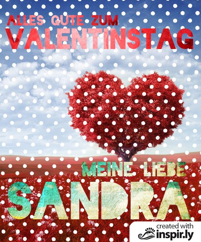 Valentinstag Alles Gute Zum Valentinstag Meine Liebe ...