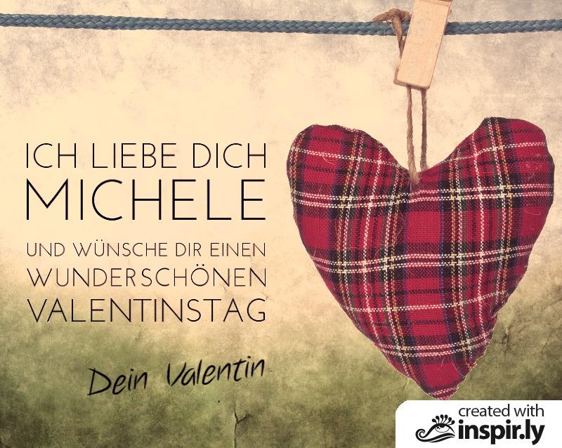 ... Valentinstag Wünsche Dir Einen Wunderschönen Valentinstag